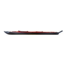 Triton advanced Ladoga 2 Advanced Complete Set red/black